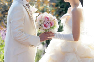 結婚が決まる人のイメージ