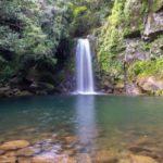 徳島のデートスポット 轟の滝